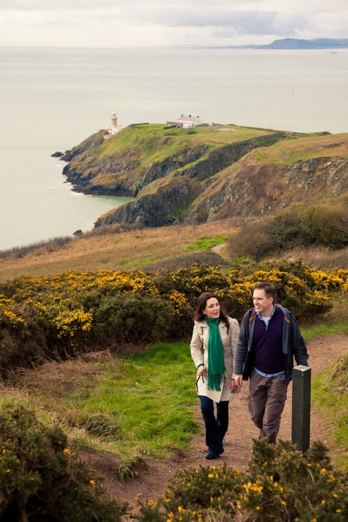 Howth Summit is one of 10 romantic spots for a picnic in Dublin