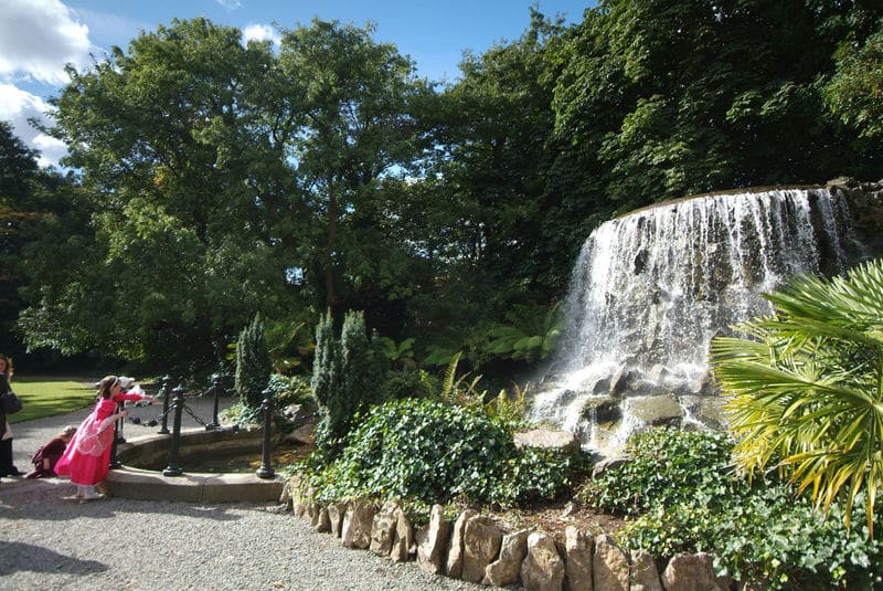 Iveagh Gardens is one of 10 romantic spots for a picnic in Dublin