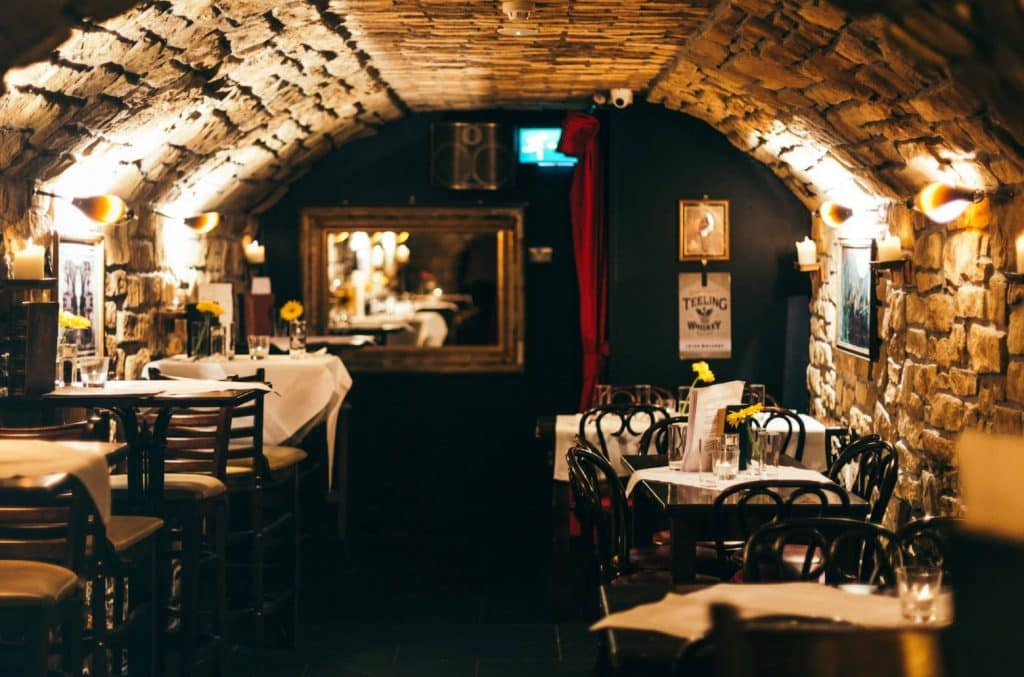 The Blind Big is one of the 10 poshest bars in Dublin