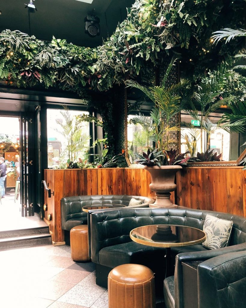 NoLIta is one of the 10 poshest bars in Dublin