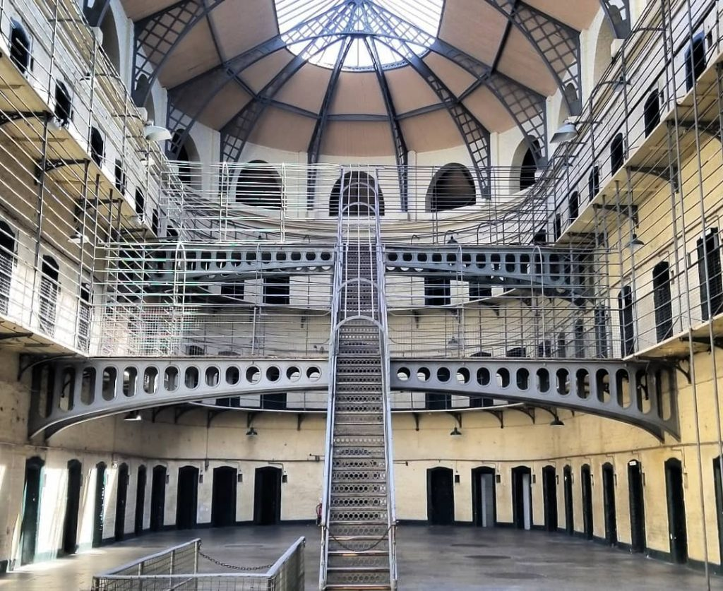 Kilmainham Gaol is one of 10 go-to places you should take everyone who visits Dublin