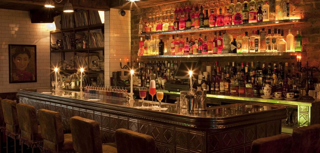 The Vintage Cocktail Club is one of 10 go-to places you should take everyone who visits Dublin