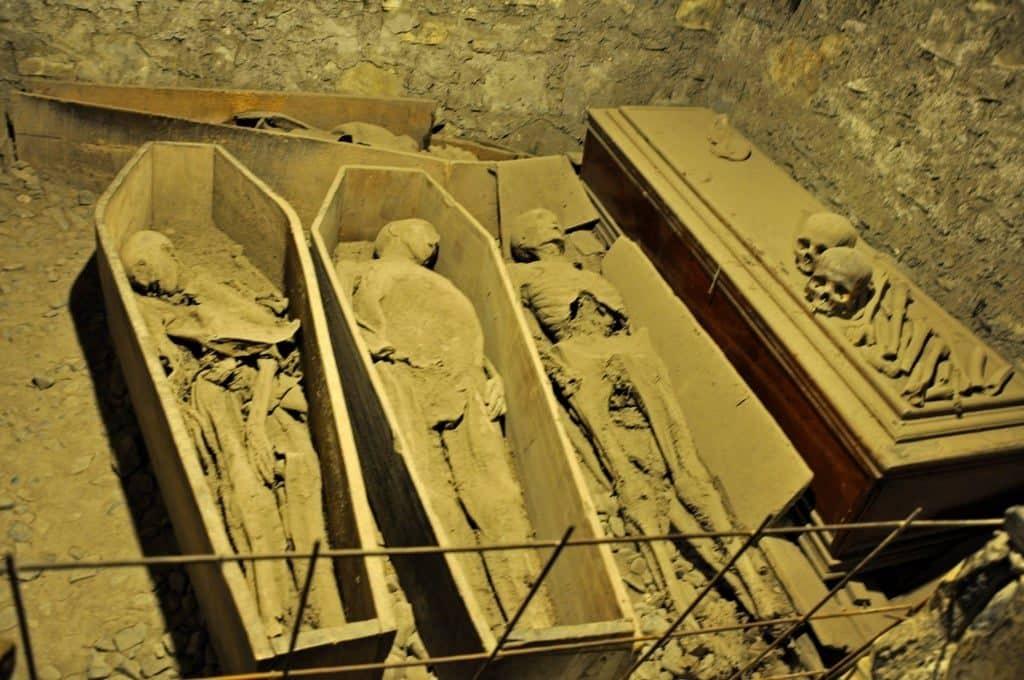 St. Michan's Mummies is one of the top 10 hidden gems in Dublin