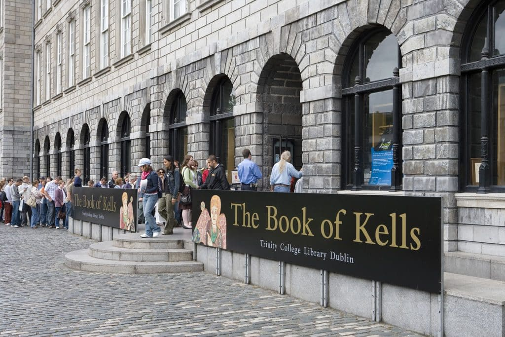 See Trinity College and the Book of Kells during your 48 hours in Dublin