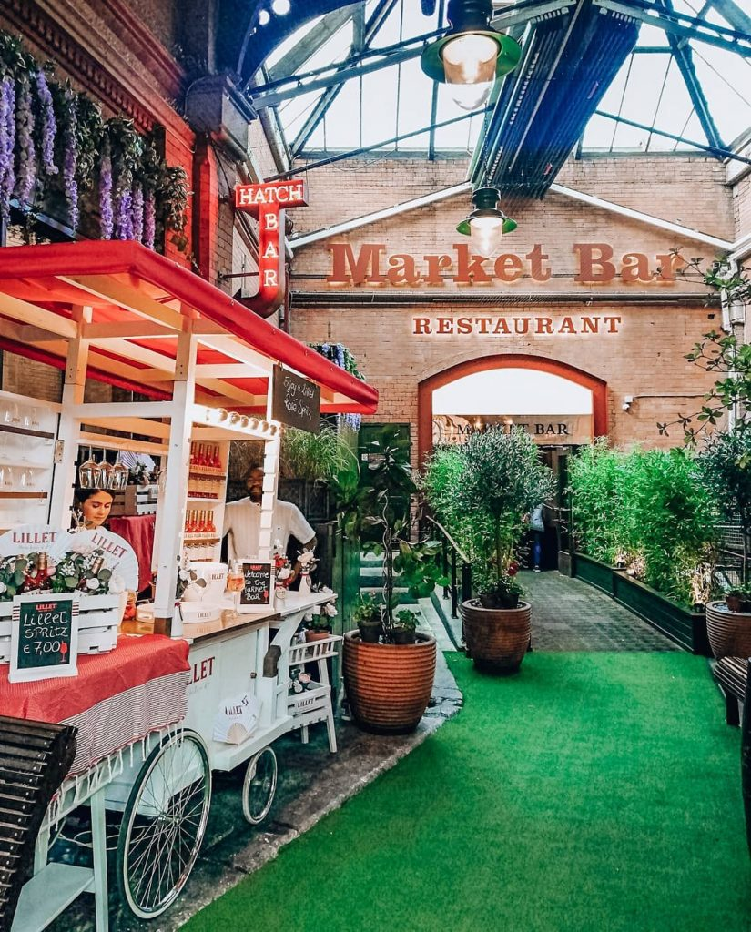The Market Bar makes a great afternoon stop if you have 48 hours in Dublin