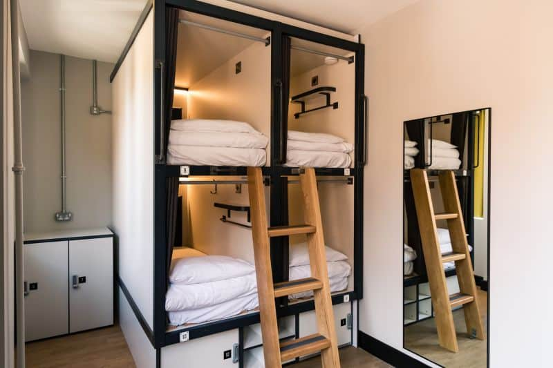 The 10 best hostels for solo travellers in Dublin include Jacob's Inn