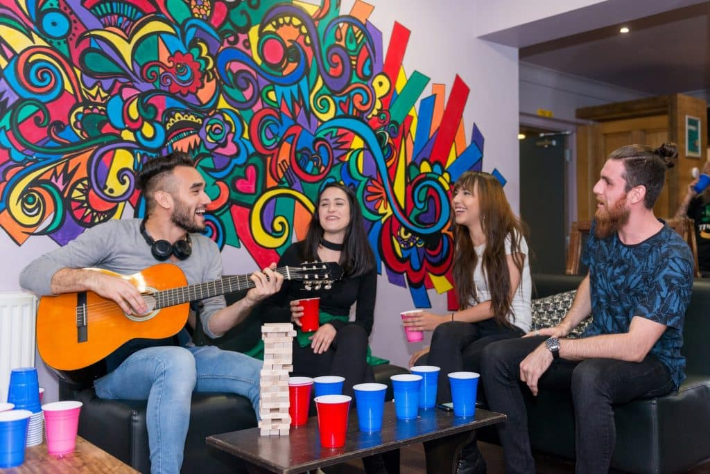 The 10 best hostels for solo travellers in Dublin include Times Hostel Camden Place