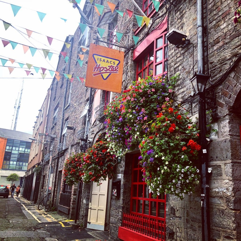 Isaacs Hostel is located near Connolly Station