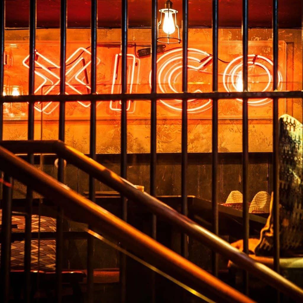 Xico is a popular Dublin nightclub