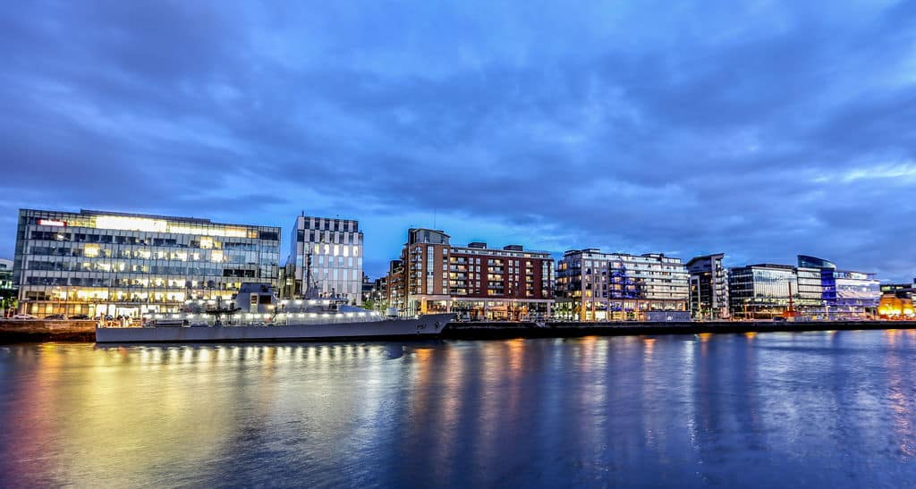 The Dalata Hotel at Spencer Dock is one of the top 10 new developments that'll change Dublin in the future.
