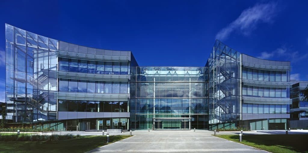 One of our top 10 new developments that'll change Dublin is Facebook's acquisition of the AIB Bank Centre in Ballsbridge.