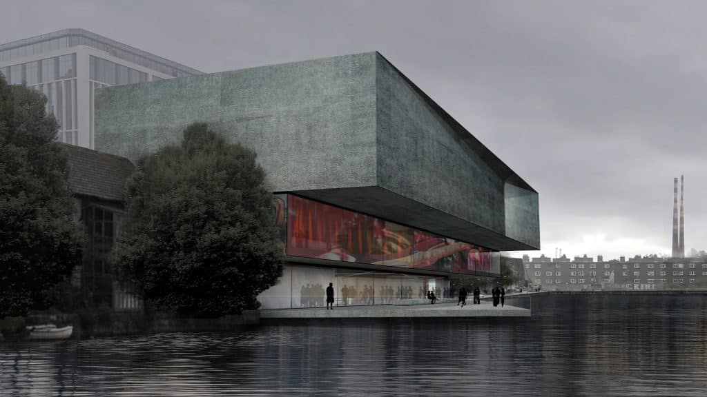The U2 visitor centre is sure to be a great addition to the capital city, making it one of our 10 new developments that'll change Dublin.