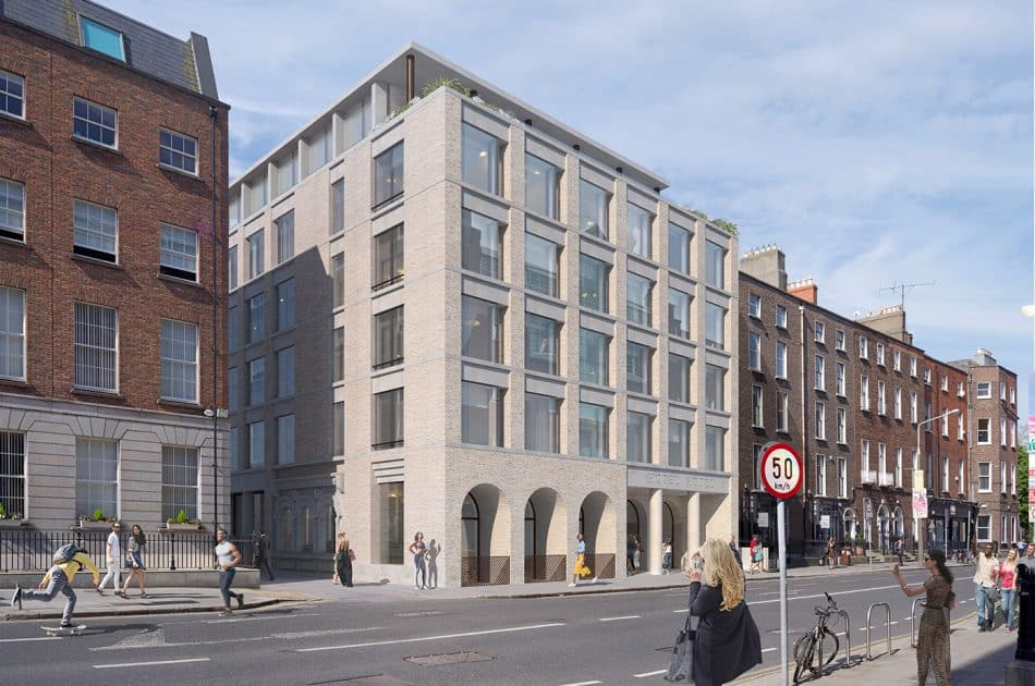 Though people may be disappointed by the death of Howl at the Moon, the new hotel being developed there is sure to be one of the top 10 new developments that'll change Dublin.