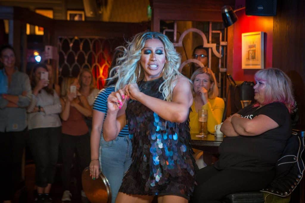 Hungry? Try out the Drag Brunch at Bow Lane, a must-visit drag show in Dublin.