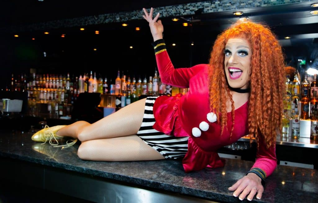Shirley Temple Bar is one of the greatest performers in the city and The George is one of the best places for drag shows in Dublin.