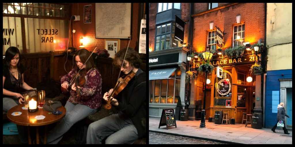 The 10 best traditional pubs in Dublin, ranked.