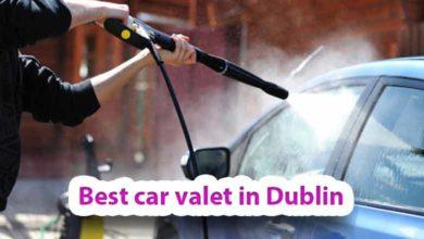Best car valet in Dublin - Top 10 car valet services in Dublin