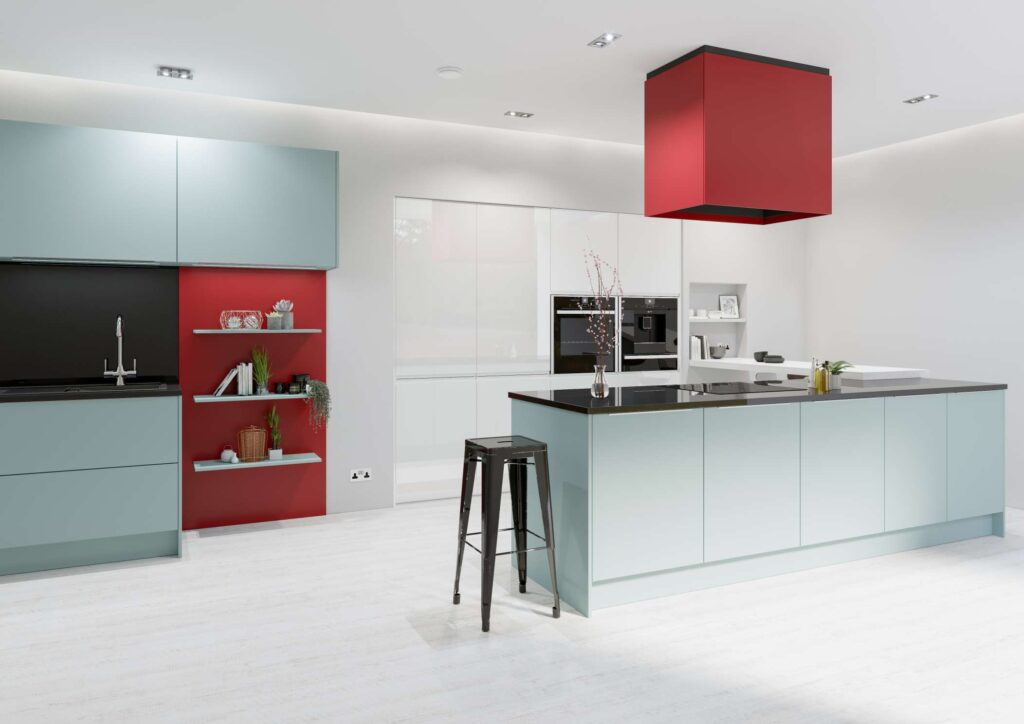 The kitchen is the heart of the home, and with our help, you can marvel at its beauty on a day to day basis.
