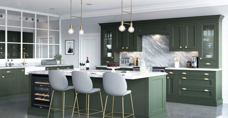 In-Frame Kitchens in South Dublin